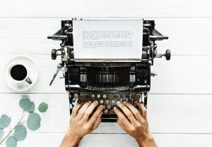 Autore o comunicatore? E' importante conoscere la differenza.